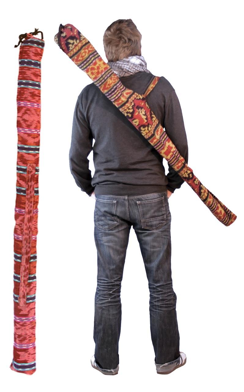 Terre Didgeridootasche Ikat 130cm