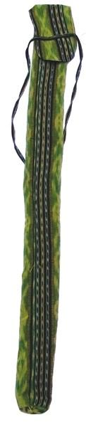 Terre Flötentasche Ikat 100cm