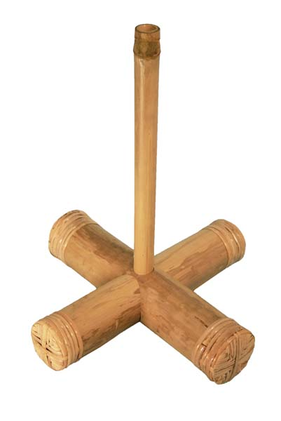 Terre Didgeridoo Ständer 1er Bambus