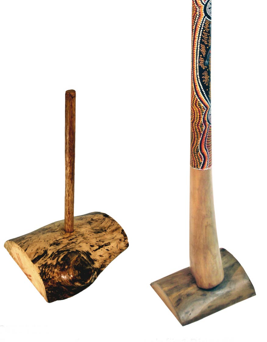Terre Didgeridoo Ständer 1er Holz