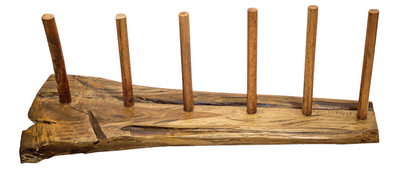 Terre Didgeridoo Ständer 6er Holz