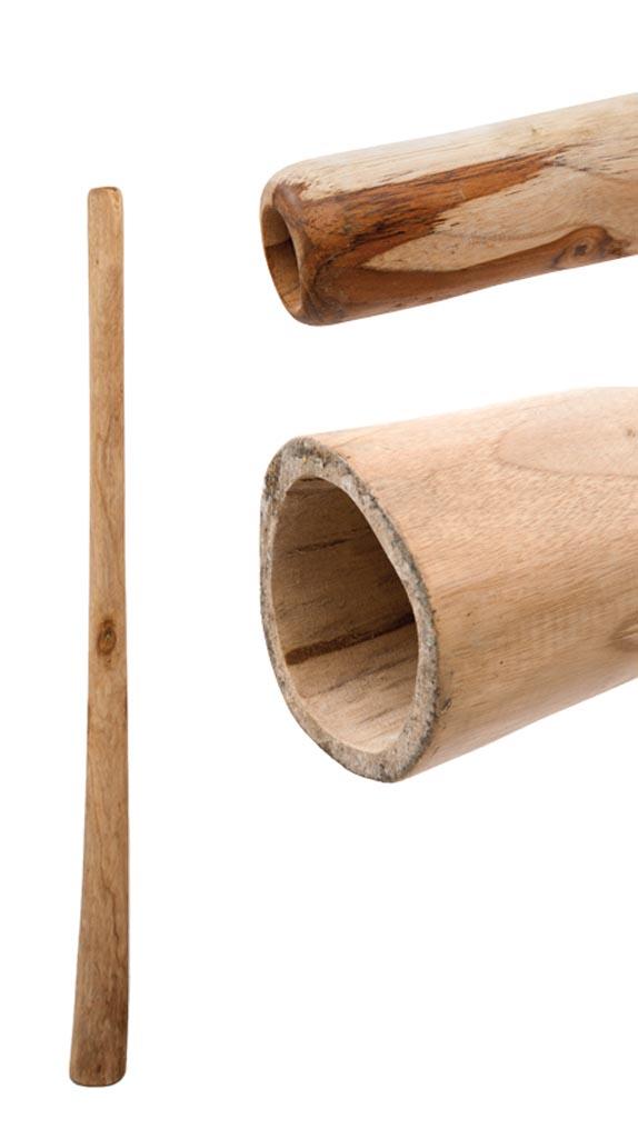 Terre Didgeridoo Teak 100cm