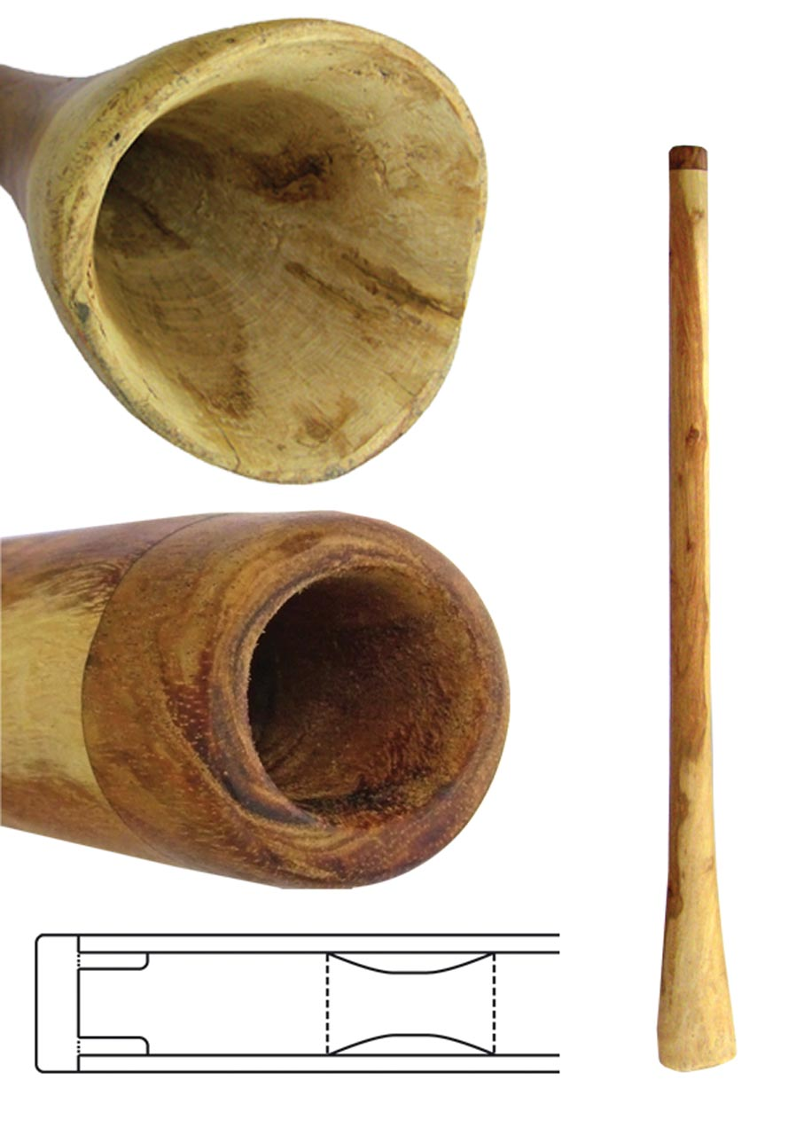 Terre Didgeridoo Eukalyptus 125