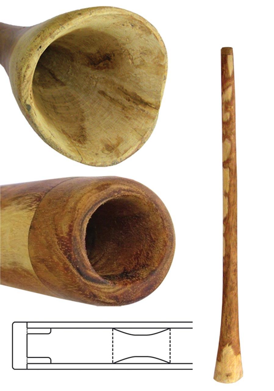 Terre Didgeridoo Eukalyptus 135