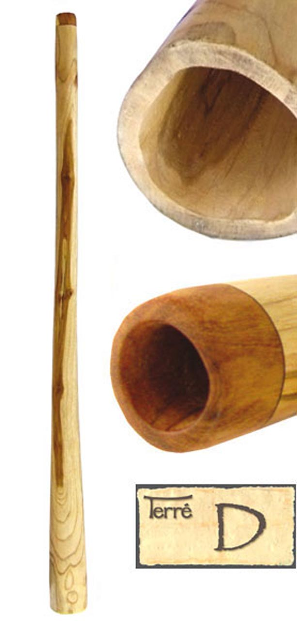 Terre Didgeridoo Teak D