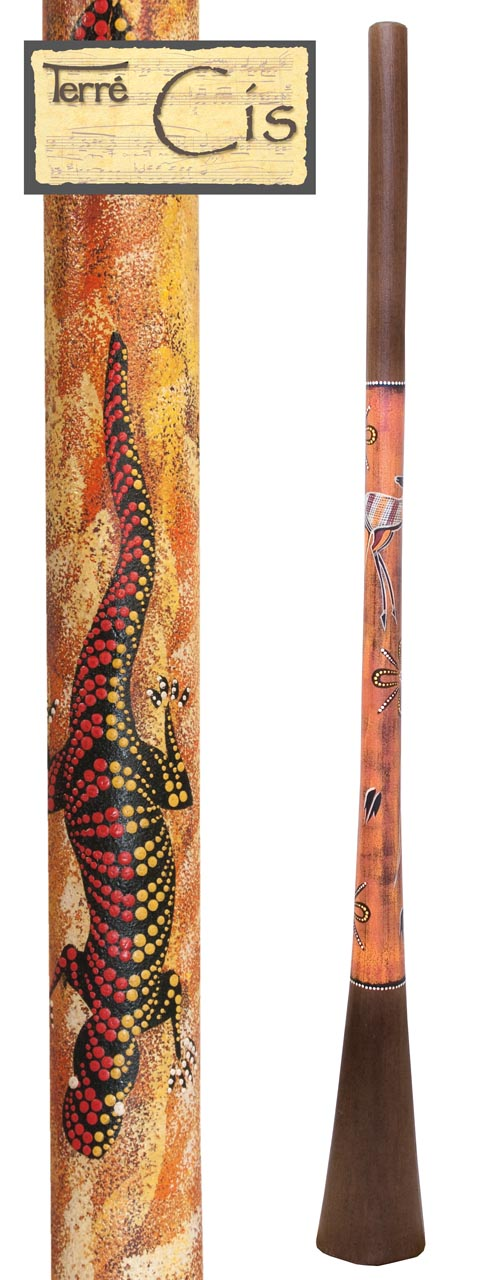 Terre Baked wood Didgeridoo