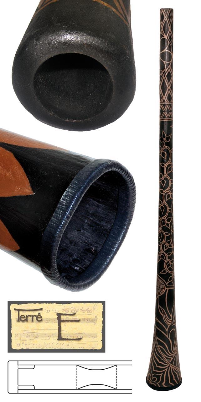 Terre Didgeridoo Maori