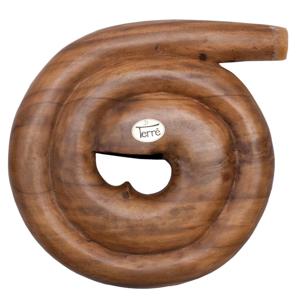 Terre Didgehorn Holz groß