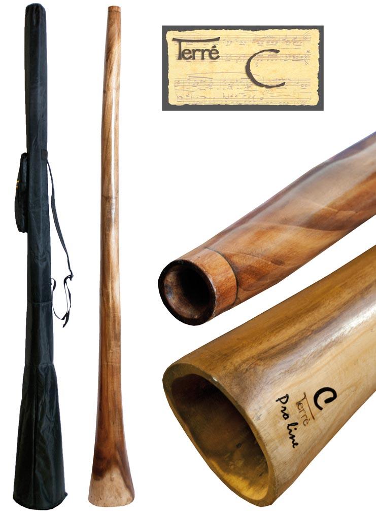 Terre Didgeridoo Proline XL-C
