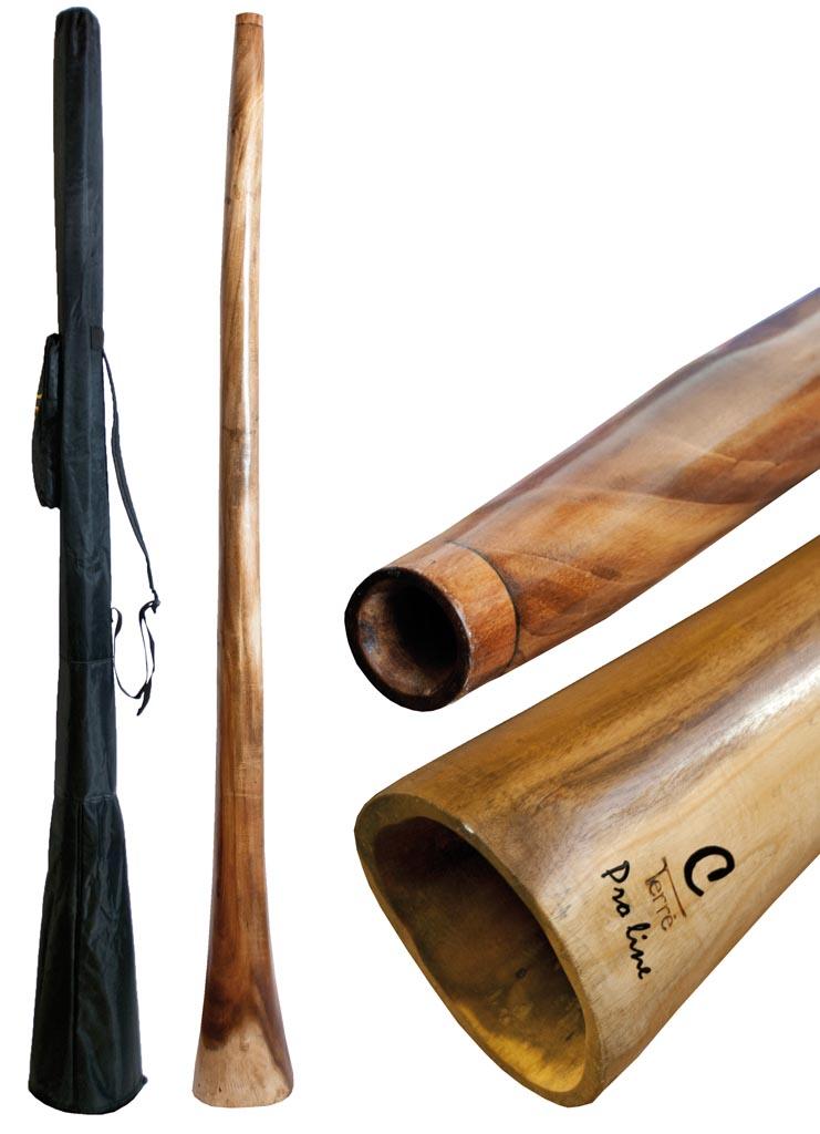 Terre Didgeridoo Proline Euka 165-175