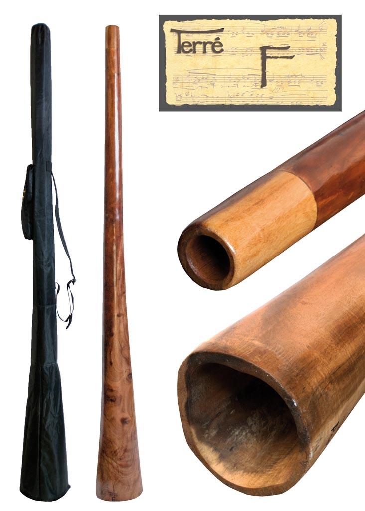 Terre Didgeridoo Proline Sliced F