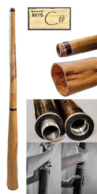 Terre Didgeridoo Proline Hibiskus Cis