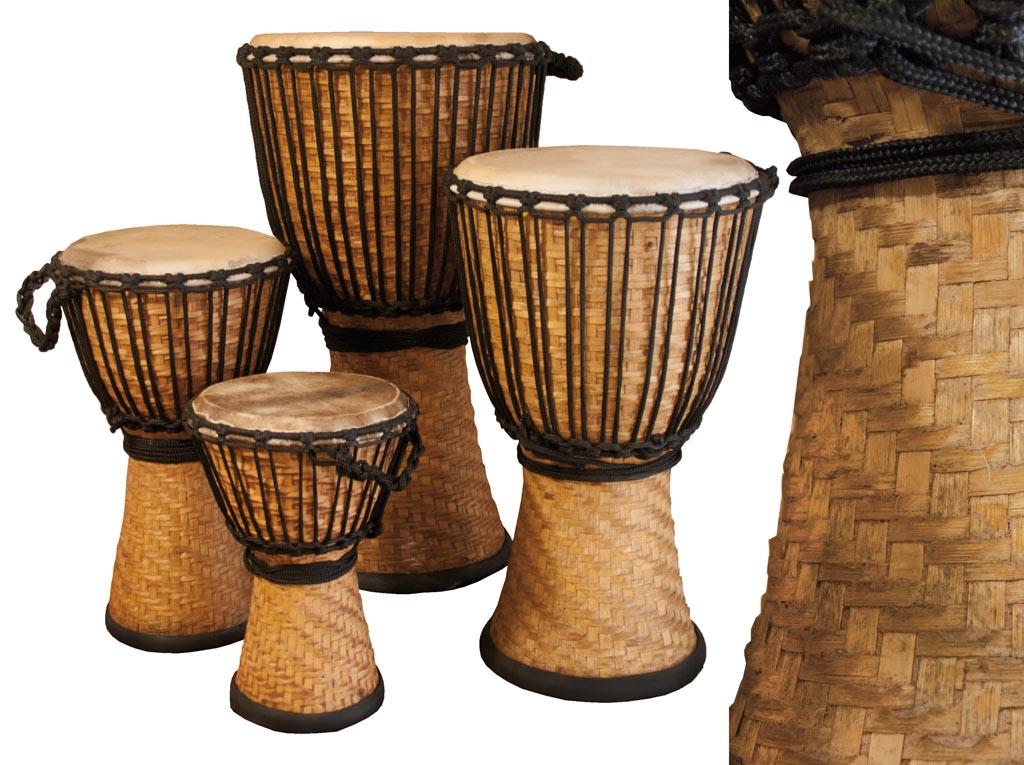 Terré Djembe Bambus 60cm
