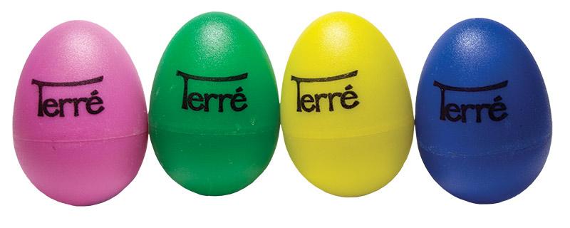 Terre Eggshaker plastik