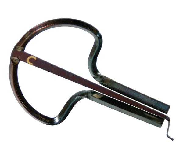 Terre Irish Whistle Ton C