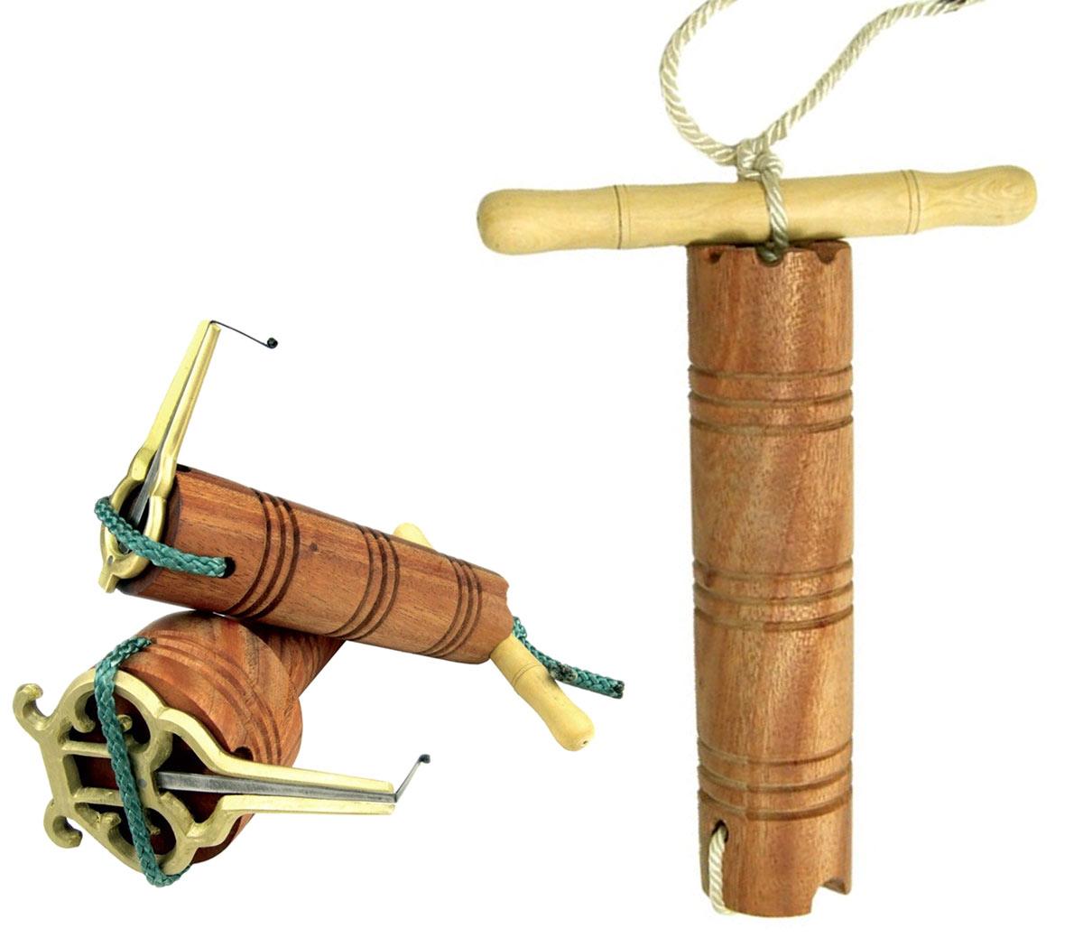 Feinste 3 String Sattelbrücke Gitarren Werkzeuge für Zigarrenkasten