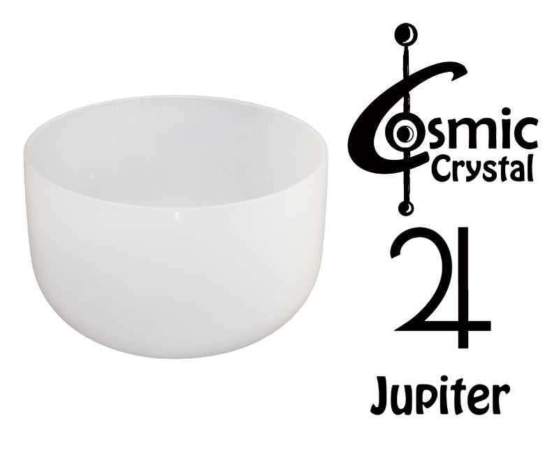 Terre Crystalbowl 18 Jupiter 0